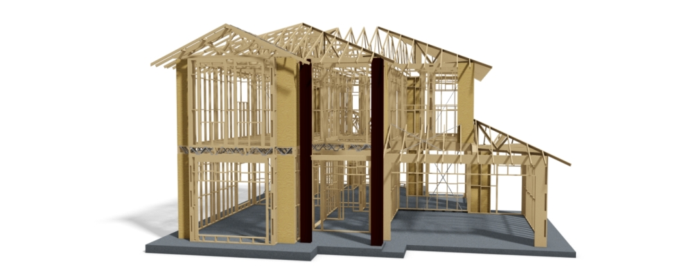 Video: The cornerstone project - CS1. Timber framing within 10 minutes!